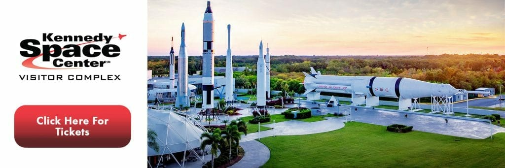 Kennedy Space Tickets
