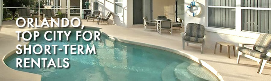 Orlando, Top City for Short-Term Rentals